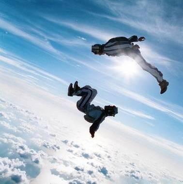 Skoki w tandemie - Przezwycięż swój strach i spełnij marzenia