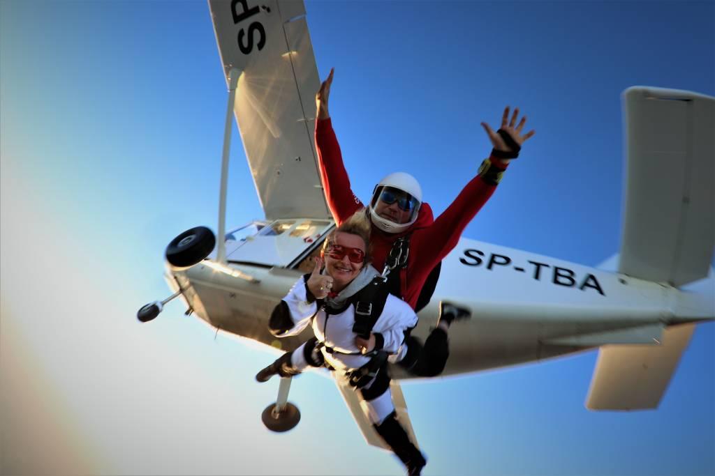 szkolenie spadochronowe aff